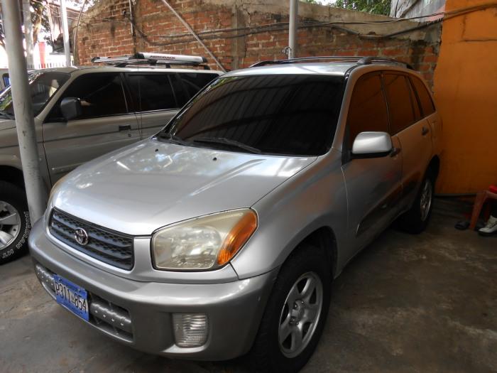 Comprar Modelo Toyota Rav4 Año 2002