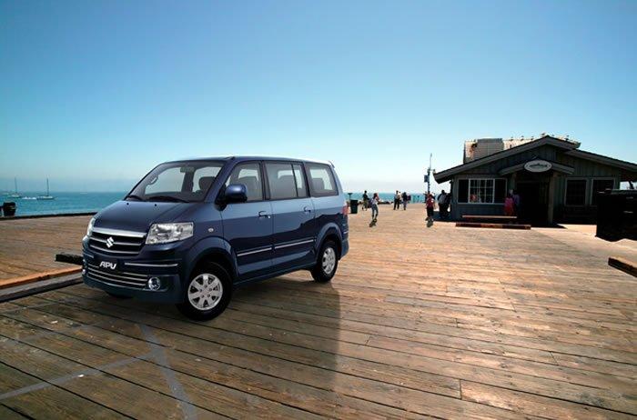 Comprar Suzuki APV Minivan