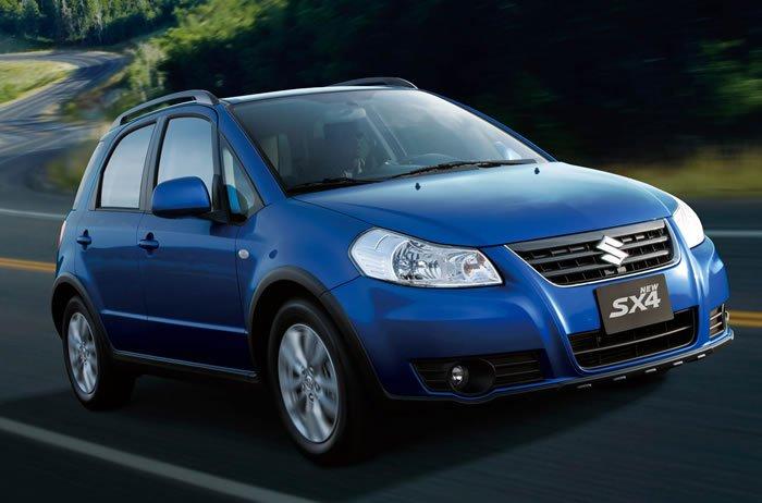 Comprar Suzuki SX4 Outdoor