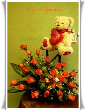Comprar Aregglo para Día de los enamorados 04