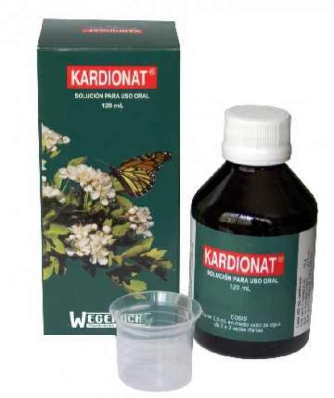 Comprar Kardionat ® para hipertensión arterial e insuficiencia cardiaca
