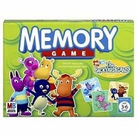 Comprar Memory Game - The Backyardigans Edition
