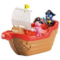 Comprar Fisher-Price The Backyardigans Pirate Tub Time