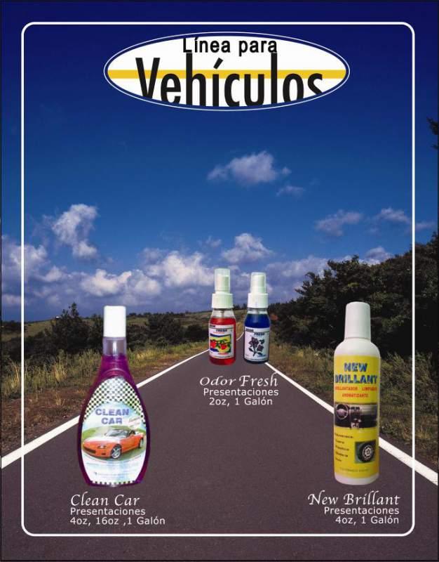 Comprar New Brillant Articulos para Vehículos