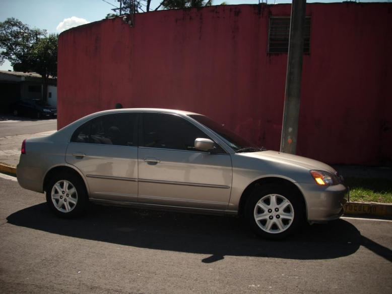 Comprar Honda Civic 2003
