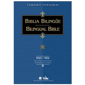 Comprar Biblia bilingüe NVI
