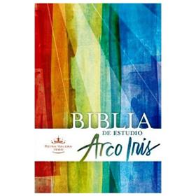 Comprar Biblia de Estudio Arco Iris RVR 1960