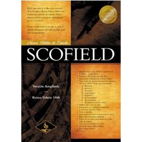 Comprar Nueva Biblia de estudio Scofield RVR 1960