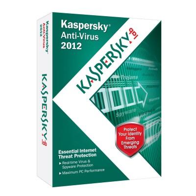 Comprar Kaspersky Anti-Virus 2012