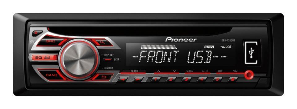 Comprar Pioner DEH-X1550UB
