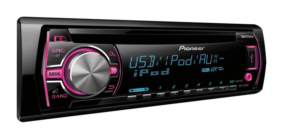 Comprar Pioner DEH-X3550UI Radio Mixtrax