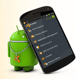 Comprar Avast! Free Mobile Security