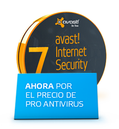 Comprar Avast! Internet Security – optimizado para su Windows XP