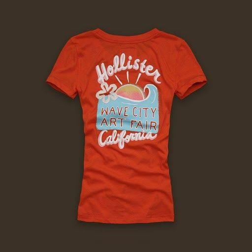 "Comprar Blusas ""Hollister California"""