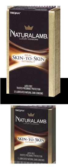 Comprar Trojan® Naturalamb® Luxury Condoms