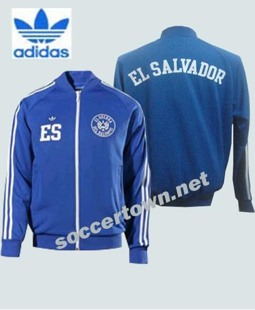 Comprar El Salvador Adidas Jacket