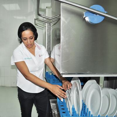 Comprar Sistema para Máquinas Lavaplatos