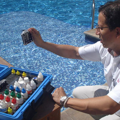Comprar Sistema para piscinas de Cleaning and Sanitization
