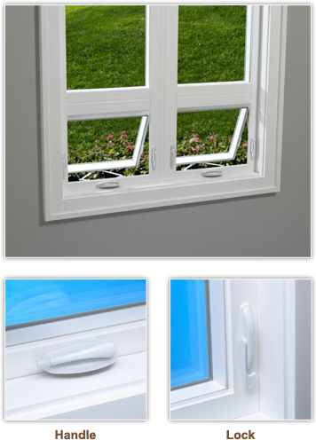 Comprar StyleView® Awning Windows