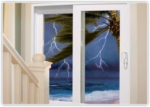 Comprar StyleGuard® Impact-Resistant Patio Doors for New Construction