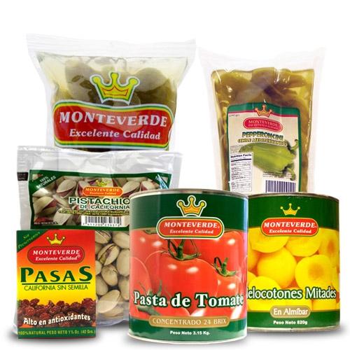 Comprar Productos marca Monteverde