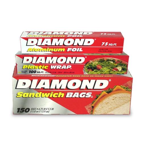 Comprar Papel Aluminio Diamond
