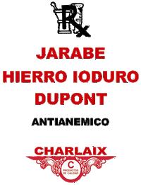 Comprar Jarabe Hierro Ioduro Dupont