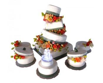 Comprar Torta de boda Atrevido