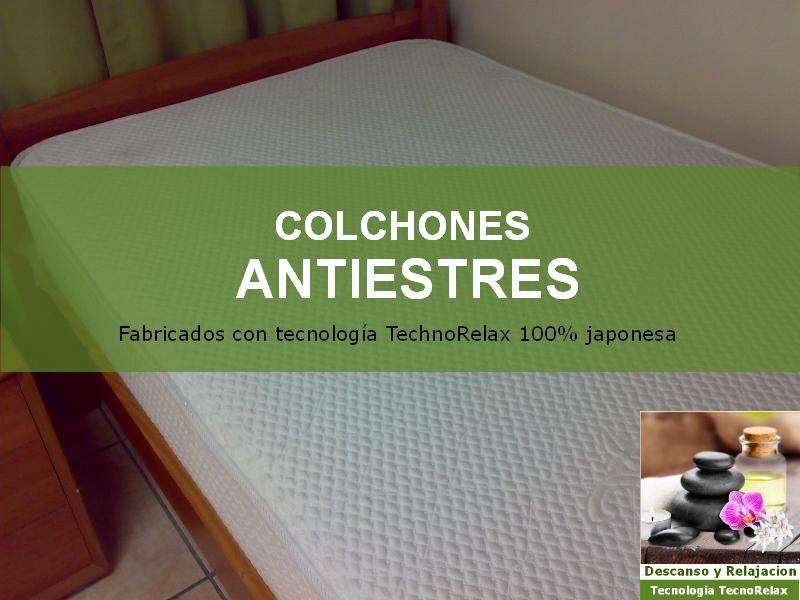 Comprar COLCHON ANTIESTRES
