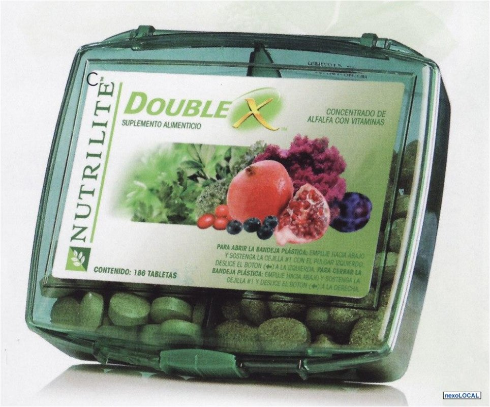 Comprar DOBLE X de Nutrilite
