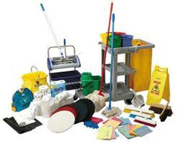 Comprar Suministros de Limpieza