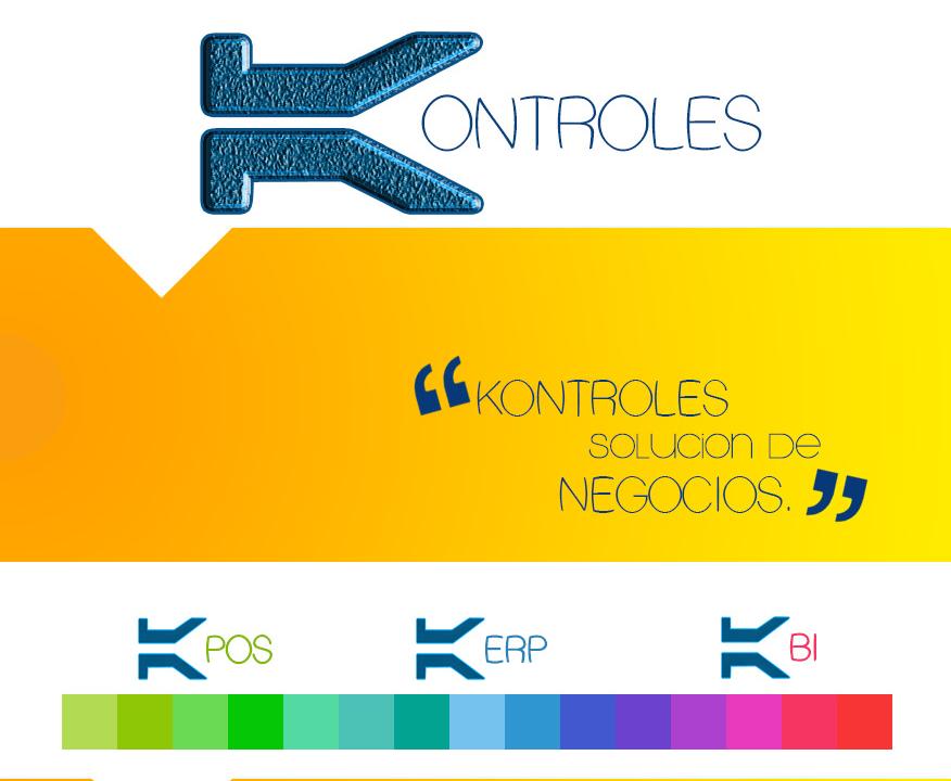 Comprar Kontroles-ERP / Kontroles-POS / Kontroles-BI