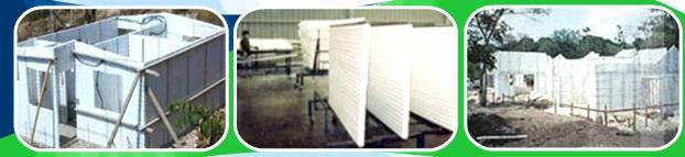 Comprar Paneles Constructivos de poliéstireno y acero