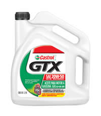 Lubricante Castrol GTX