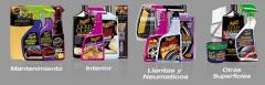 Detallador para interiores Quik Interior Detailer