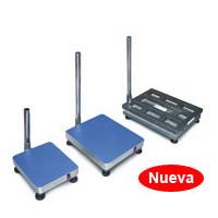 Plataformas Defender Elemental Rectangular Serie E