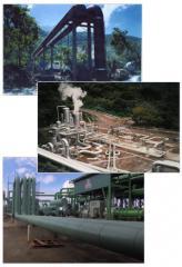 Plantas de Generación Geotérmicas