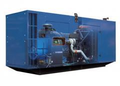 Plantas eléctricas / generadores