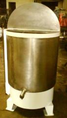 Centrifugadora para miel