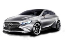 Clase A de Mercedes Benz