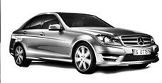 Clase C de Mercedes Benz