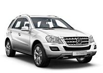 Clase ML de Mercedes Benz