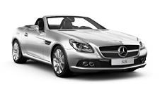 Clase SLK de Mercedes Benz