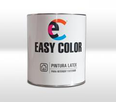 Pintura Easy Color / Latex