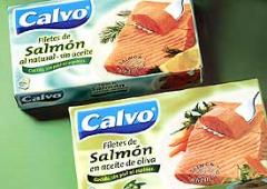 Salmón noruego