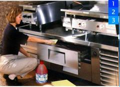 Productos quimicos para limpieza y desinfeccion