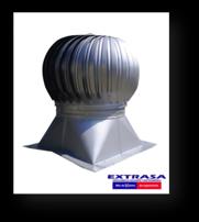 Extractor gravitacional tipo giratorio  Modelo k-36