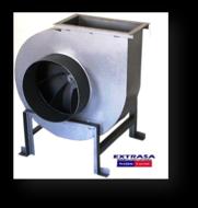 Extractor centrífugo  Modelo EC