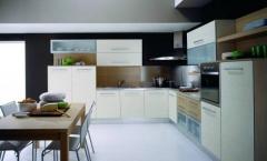 Gabinetes de cocina Marca Aran