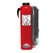 Extinguidores de incendios a cartucho línea